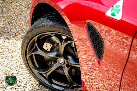 Alfa Romeo Giulia QUADRIFOGLIO 2.9 BITURBO V6 29
