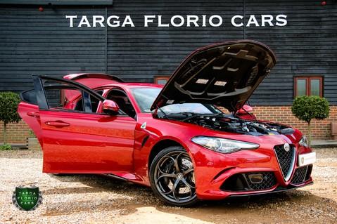 Alfa Romeo Giulia QUADRIFOGLIO 2.9 BITURBO V6 63