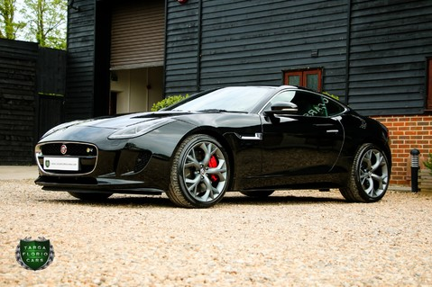 Jaguar F-Type R 17