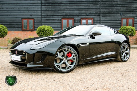Jaguar F-Type R 19