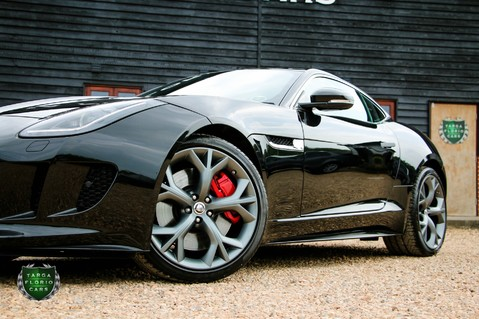 Jaguar F-Type R 21