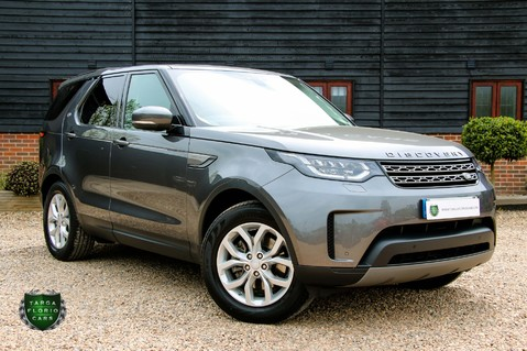 Land Rover Discovery TD6 SE 10