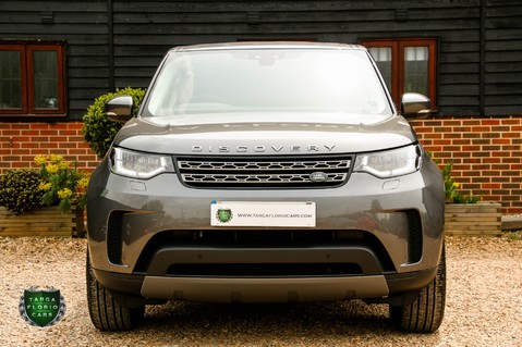 Land Rover Discovery TD6 SE 4