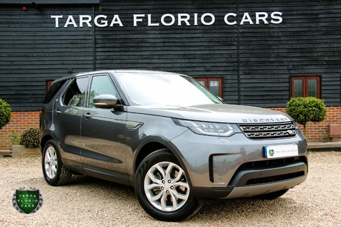 Land Rover Discovery TD6 SE 1
