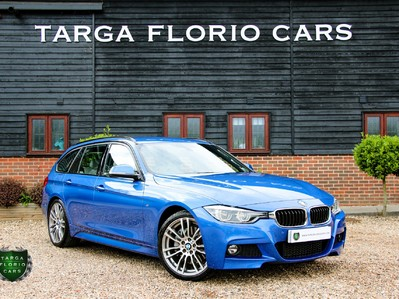 BMW 3 Series 340I M SPORT TOURING