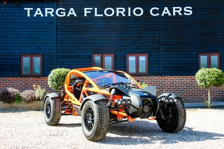 Ariel Nomad 2.4 Supercharged