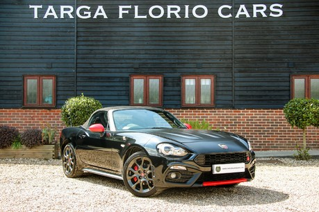 Abarth 124 Spider MULTIAIR Auto