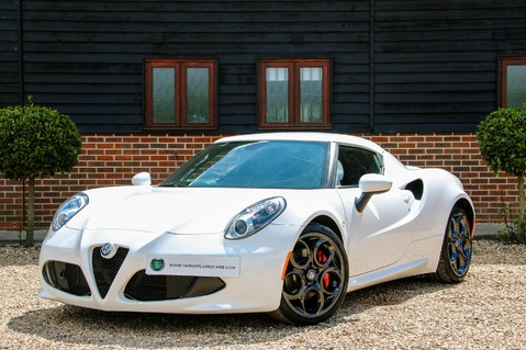 Alfa Romeo 4C 1.75 TBI Coupe 10