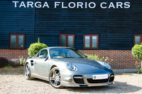 Porsche 911 TURBO Cabriolet 9FF Conversion