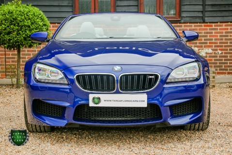 BMW M6 Competition Pack Convertible 8