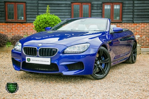 BMW M6 Competition Pack Convertible 9