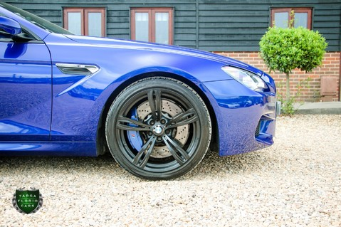 BMW M6 Competition Pack Convertible 14