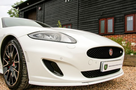 Jaguar XK DYNAMIC R 17