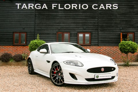 Jaguar XK DYNAMIC R 1