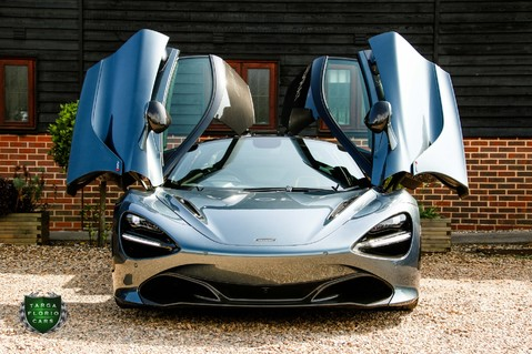 McLaren 720S Performance - Launch Edition 2