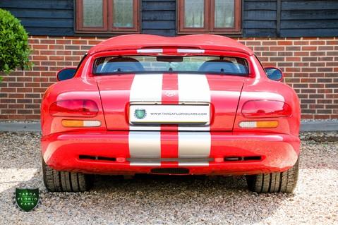 Chrysler Viper Dodge Viper RT-10 Convertible 13