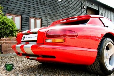 Chrysler Viper Dodge Viper RT-10 Convertible 22