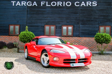 Dodge Viper Dodge Viper RT-10 Convertible
