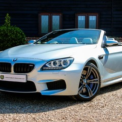 BMW M6 Competition Pack Convertible 1