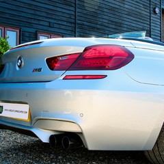 BMW M6 Competition Pack Convertible 2