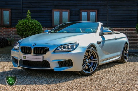 BMW M6 Competition Pack Convertible 12