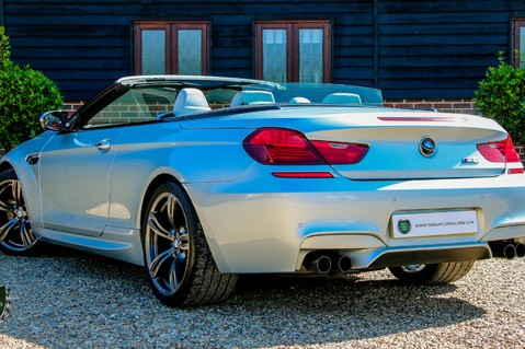 BMW M6 Competition Pack Convertible 13