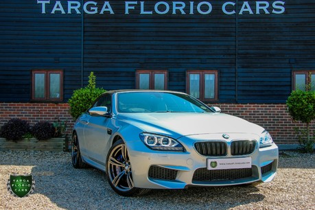 BMW M6 Competition Pack Convertible