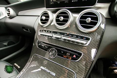 Mercedes-Benz C Class AMG C 63 PREMIUM 40