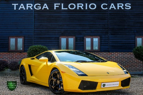 Lamborghini Gallardo 5.0 V10 E-Gear Coupe