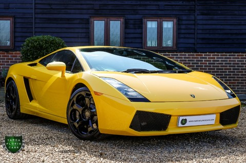Lamborghini Gallardo 5.0 V10 E-Gear Coupe 8