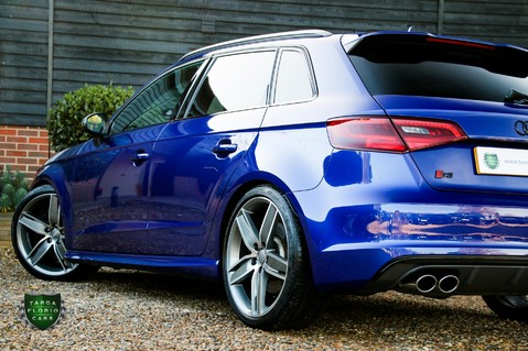 Audi S3 2.0 SPORTBACK QUATTRO NAV | REVO Stage 2 24