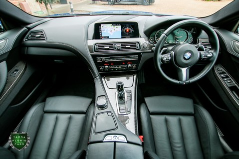 BMW 6 Series 640D M SPORT GRAN COUPE 37