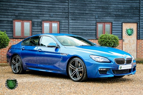 BMW 6 Series 640D M SPORT GRAN COUPE 11