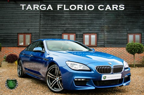 BMW 6 Series 640D M SPORT GRAN COUPE 1