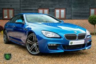 BMW 6 Series 640D M SPORT GRAN COUPE 12