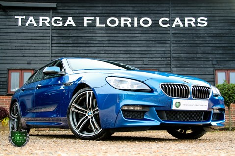 BMW 6 Series 640D M SPORT GRAN COUPE 10