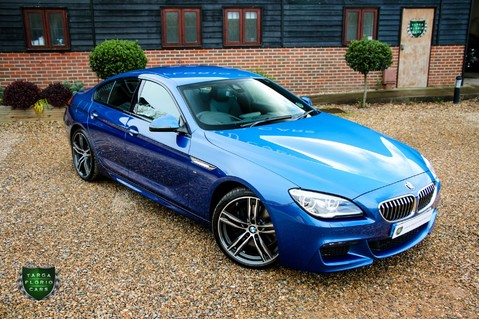 BMW 6 Series 640D M SPORT GRAN COUPE 13