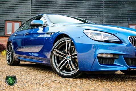 BMW 6 Series 640D M SPORT GRAN COUPE 14