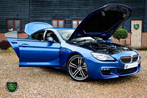 BMW 6 Series 640D M SPORT GRAN COUPE 51