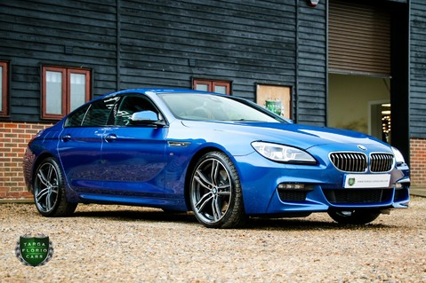 BMW 6 Series 640D M SPORT GRAN COUPE 19