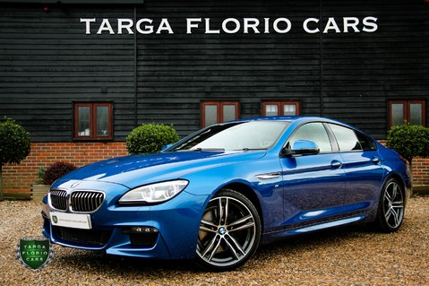 BMW 6 Series 640D M SPORT GRAN COUPE 21