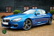 BMW 6 Series 640D M SPORT GRAN COUPE 22