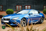 BMW 6 Series 640D M SPORT GRAN COUPE 26