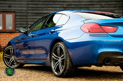 BMW 6 Series 640D M SPORT GRAN COUPE 28