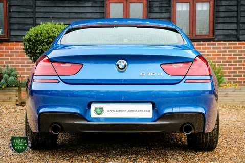 BMW 6 Series 640D M SPORT GRAN COUPE 29