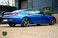 BMW 6 Series 640D M SPORT GRAN COUPE 8