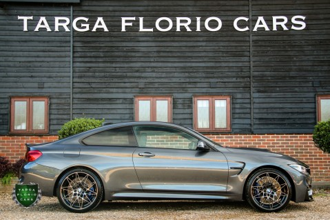BMW 4 Series M4 COMPETITION 1