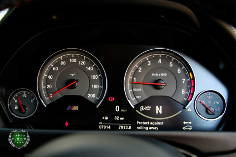 BMW 4 Series M4 COMPETITION 45