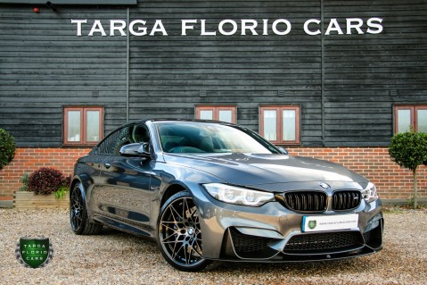 BMW 4 Series M4 COMPETITION 55