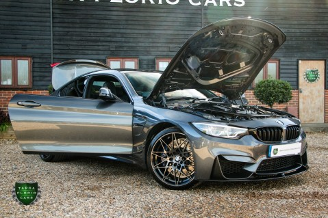 BMW 4 Series M4 COMPETITION 54